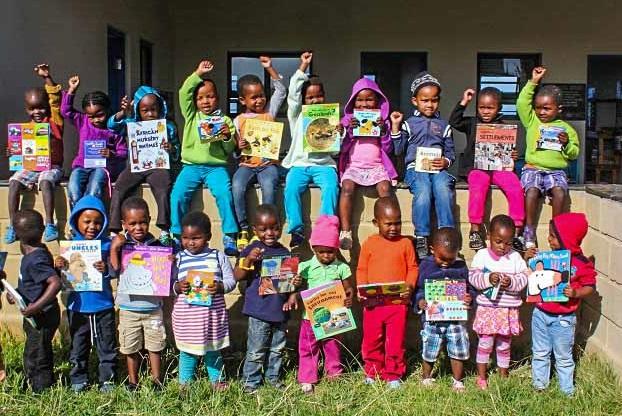 Children at Wild Coast school