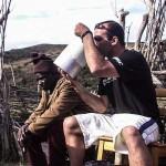 Drinking Xhosa Beer on a Village walk daytrip