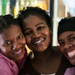 Coffee Shack Staff - our smiled girls :)