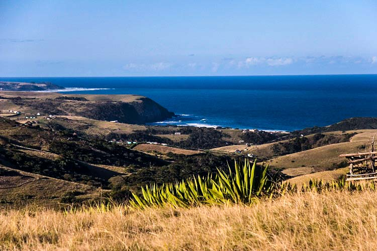 Transkei - Coffee Bay - Amazing View