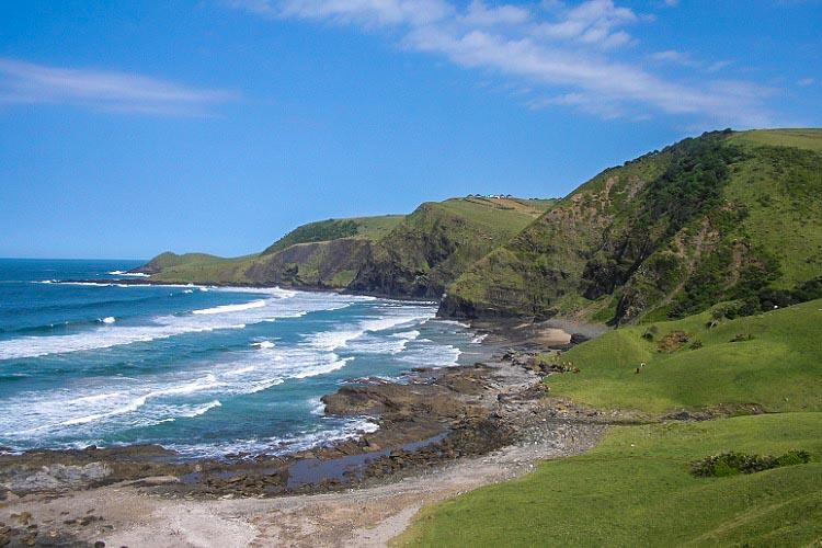Wild Coast - waves