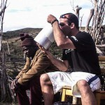 Drinking Xhosa Beer on a Village walk daytrip